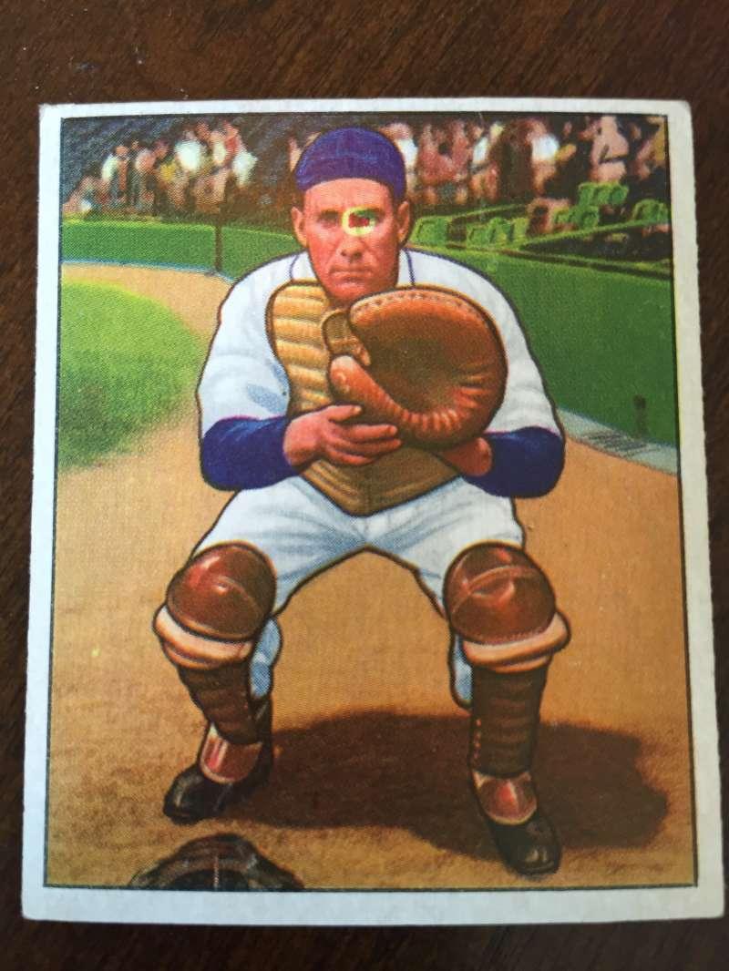 1950 Bowman #149 Bob Swift Detroit Tigers EX A159