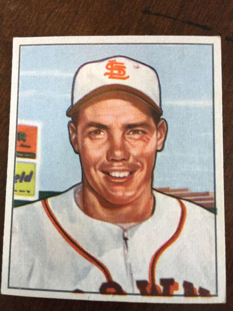 1950 Bowman #250 Ray Coleman St. Louis Browns EX A305